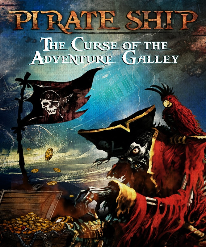 Escape Room eCurve Pirate Ship